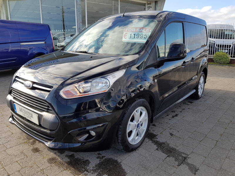 05225374d2 161 FORD CONNECT L1 LIMITED EDITION 6 SPEED 115BHP